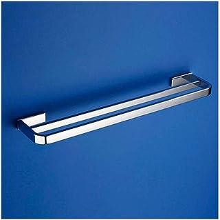 LWX Porte-Serviettes Porte-Serviettes Support de Rangement pour Panier de Douche Tidy 304 étagère Murale en Acier Inoxydab...