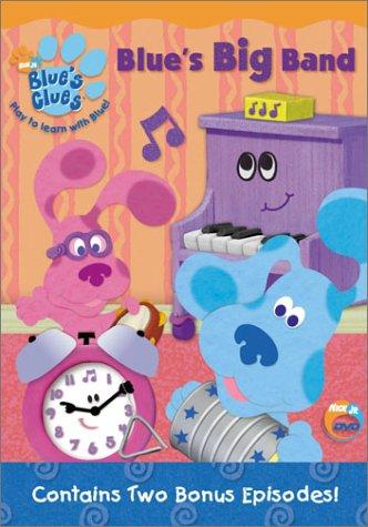 Blue's Clues: Blue's Big Band [DVD] [Import]