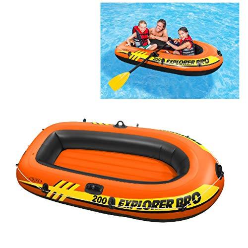Intex 58356NP - Barca hinchable Explorer...