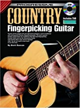 CP69374 - Progressive Country Fingerpicking Guitar Method (Progressive Series)