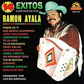 14 Exitos Compuestos Por Ramon Ayala
