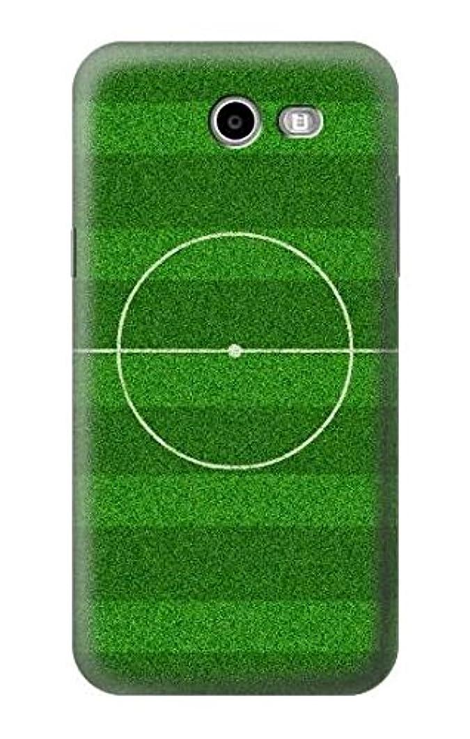 R2322 Football Soccer Field Case Cover For Samsung Galaxy J7 (2017), J7 Perx, J7V, J7 Sky Pro