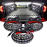 Nilight TR-09 3PCS 60 Bed Light Strip 270 LED with...