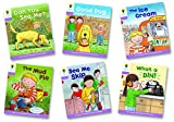 Oxford Reading Tree: Level 1+: More First Sentences C: Pack of 6 (Oxford Reading Tree, Biff, Chip and Kipper Stories New Edition 2011)