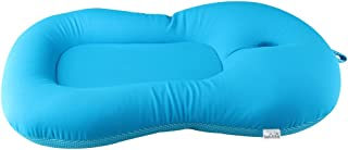 Baby Bath Cushion,Kakiblin 0-6 Month Newborn Bath Anti-Slip Cushion Pad (Blue)