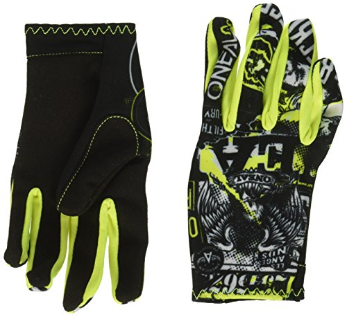 O'Neill MATRIX Youth Glove ATTACK black/hi-viz L/6
