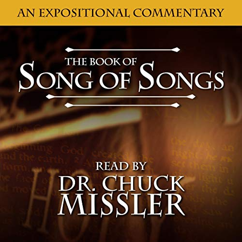 The Book of Song of Songs: A Commentary audiobook cover art