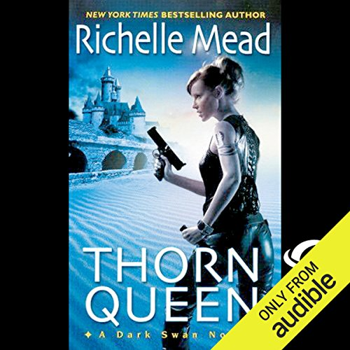 Thorn Queen audiobook cover art