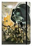 Undercover SWRO0604 - Notizbuch A5 Disney Star Wars Rogue One
