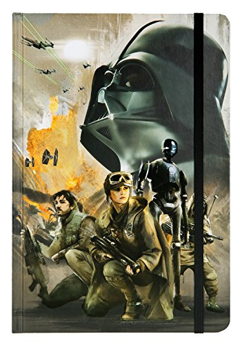 Undercover SWRO0604 - Notizbuch A5 Disney Star Wars Rogue One