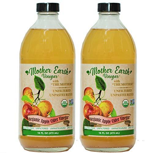 Organic Apple Cider Vinegar Acidity