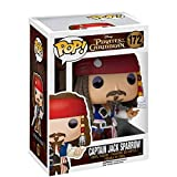 Funko Pop Movie : Pirates of The Caribbean - Captain Jack Sparrow 3.75inch Vinyl Gift for Movies Fan SuperCollection