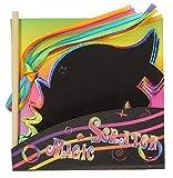 Van Manen Set Magic Scratch Nashorn 10 cm papel 9 piezas