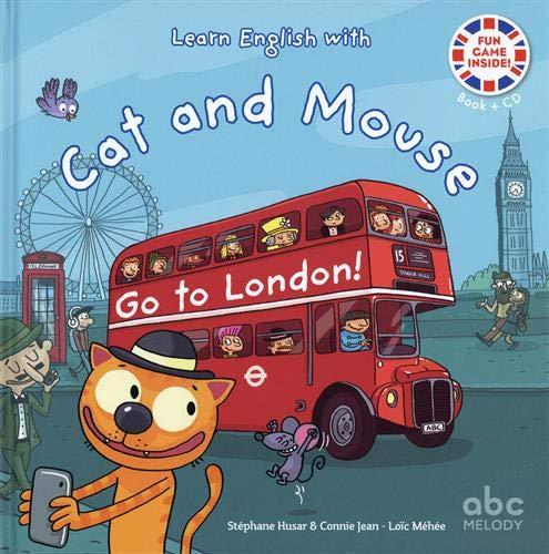 Go to London! (1CD audio)