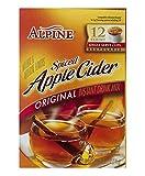 Alpine Original Spiced Apple Cider Instant Drink Mix, Single Serve K-Cups, 12 CT (Pack of 2)