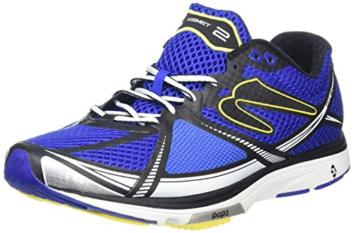 Newton Running Men's Kismet II Royal Blue/Black Sneaker (9)