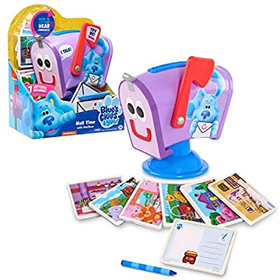 Blue's Clues & You! Mail Time with Mailbox by Just Play