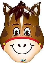 مجموعة بالونات متجر حصان متنوعة من PIONEER BALLOON COMPANY 16210، مقاس 32 بوصة