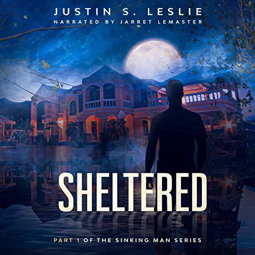 Sheltered cover art