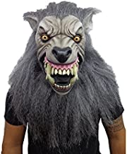 Trick or Treat Studios Unisex-adult An American Werewolf in London Adult Warmonger Mask Standard by Trick Or Treat Studios