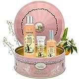 Französisches Beauty Set JOIE/Un Air D'Antan® 1 Eau De Toilette 55ml +1 Handcreme 25ml +1...