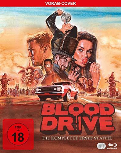 Blood Drive - Die Komplette Staffel 1 [Blu-ray]