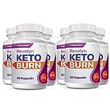 Revolyn Keto Burn - Pillola di dieta per una perdita di peso efficace...