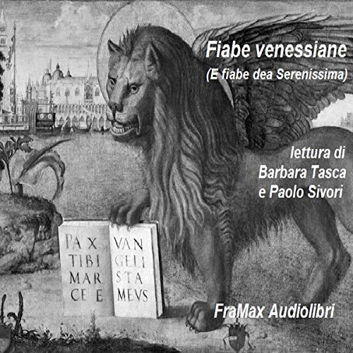 Fiabe Venessiane copertina