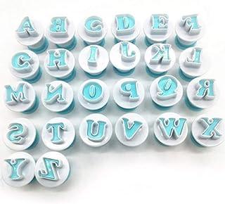 Amazon.es: cortadores letras fondant