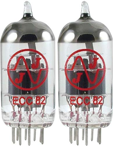 Vacuum Tube - 12AU7 / ECC82, JJ Electronics, Type: Regular, package of 2
