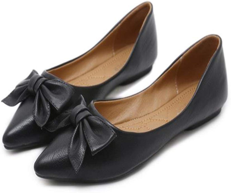 Gusha Elegant Women's shoes Foldable Egg roll shoes Flat Boots peas shoes