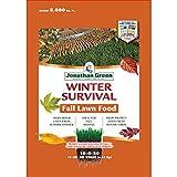 Jonathan Green 12400 Winter Survival Fall Lawn Fertilizer, 10-0-20,...