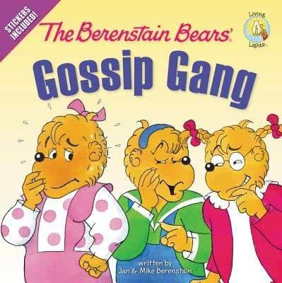 By Jan Berenstain ; Mike Berenstain ( Author ) [ Berenstain Bears' Gossip Gang Berenstain Bears Living Lights 8x8 By Feb-2011 Paperback