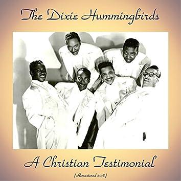 A Christian Testimonial (Remastered 2018)