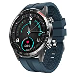 BingoFit Smart Watch for Men,Full Touch Screen Activity Tracker Heart Rate Monitor Blood