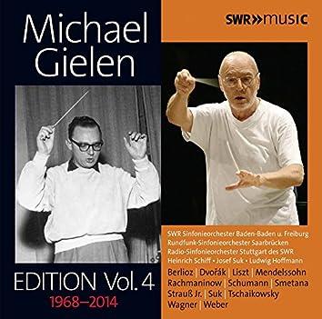 Michael Gielen Edition, Vol. 4 (1968-2014)