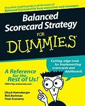 Balanced Scorecard Strategy For Dummies®