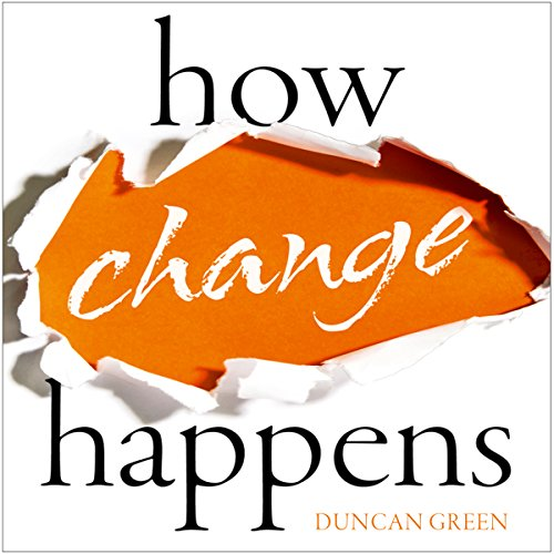 How Change Happens audiobook cover art