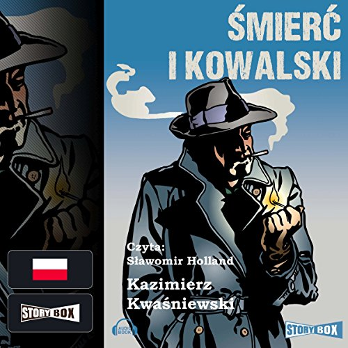 Smierc i Kowalski audiobook cover art