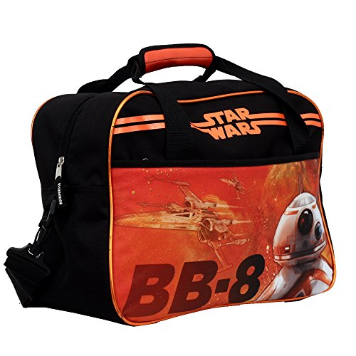 Star Wars Luggage Star Wars Bb8 Duffle Bag, Orange, One Size