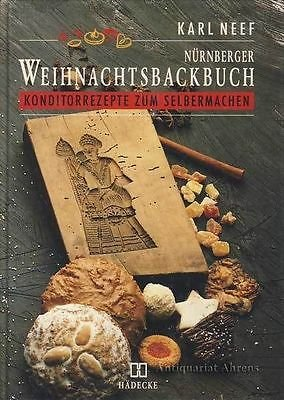 Nürnberger Weihnachtsbackbuch