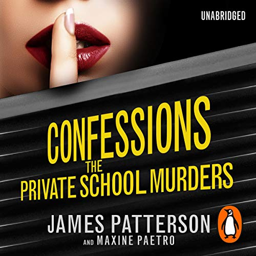Confessions: The Private School Murders cover art