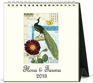 2013 Flora & Fauna Desk Calendar