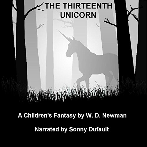The Thirteenth Unicorn audiobook cover art