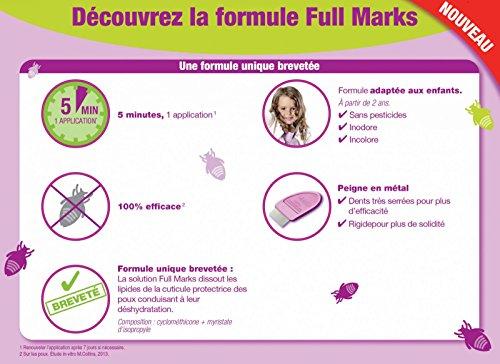 Full Marks Spray antipoux 150 ml