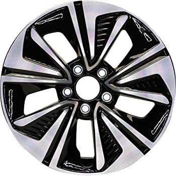 Amazon Com New 17 Inch Replacement Alloy Wheel Rim Compatible With Honda Civic 2016 2018 Automotive
