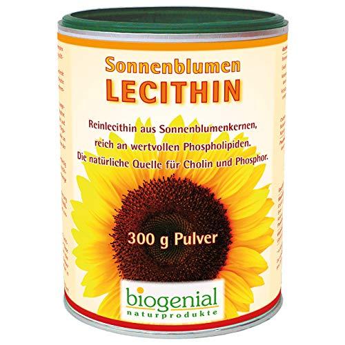 Biogenial Sonnenblumen Lecithin, 300 g