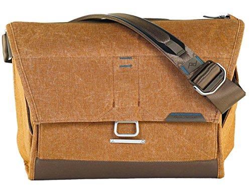 Peak Design Unisex-Adult BS-BR-1 The Everyday Messenger Schutzhülle für Kamera Erbe, Heritage Tan