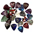 Fender Assorted Pick Sampler Variation
