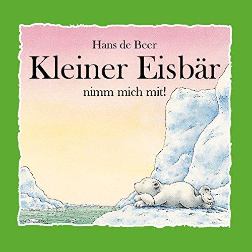 Kleiner Eisbär, nimm mich mit! audiobook cover art